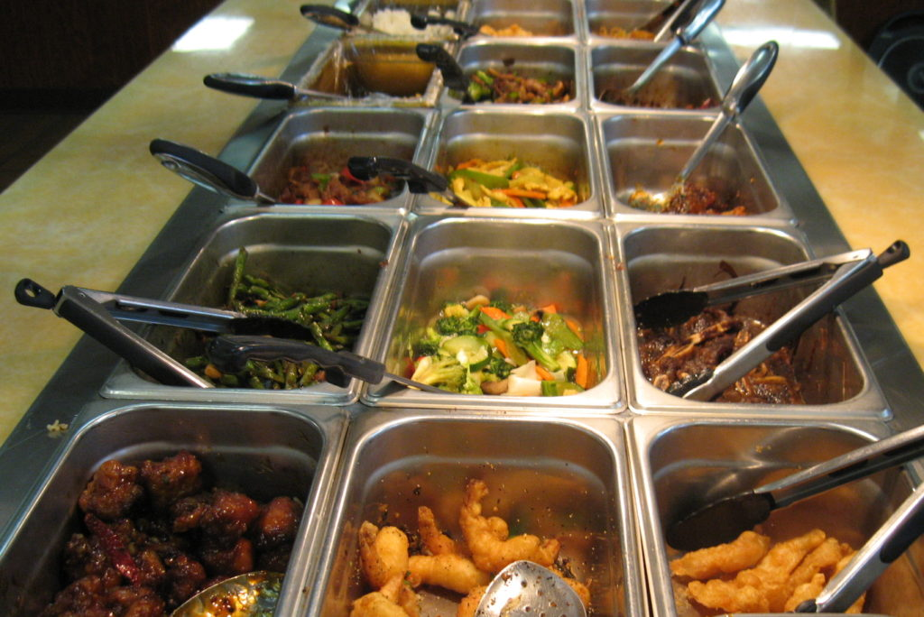 Hong Kong House Buffet